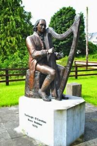 Carolan's Statue