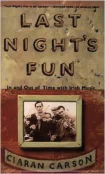 Carson, Last Nights Fun
