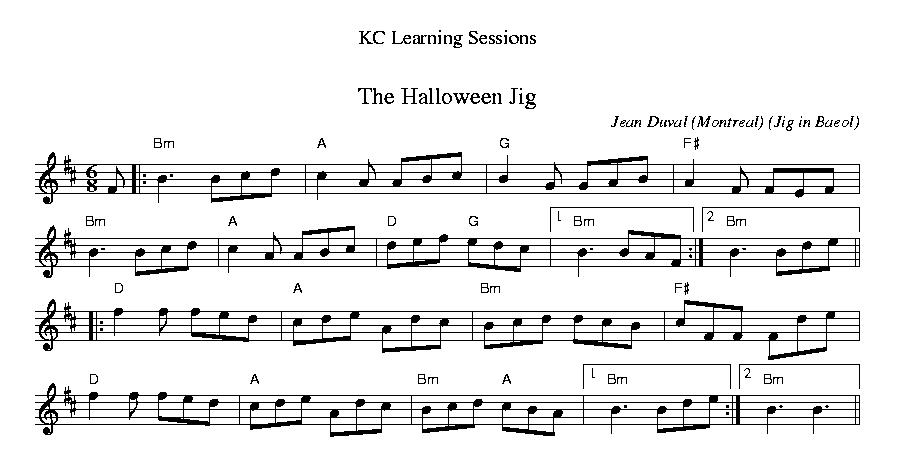 Halloween Jig