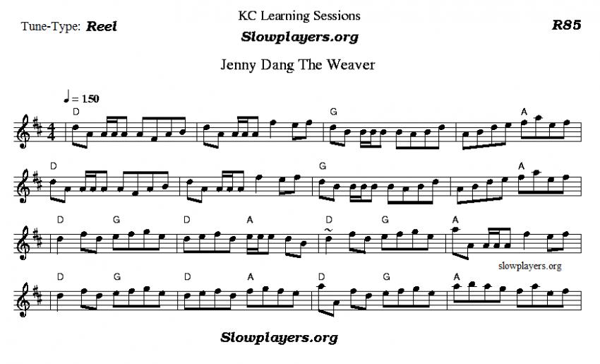 Jenny Dang The Weaver