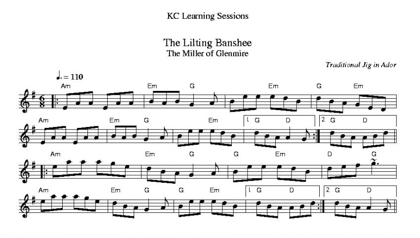 Lilting Banshee