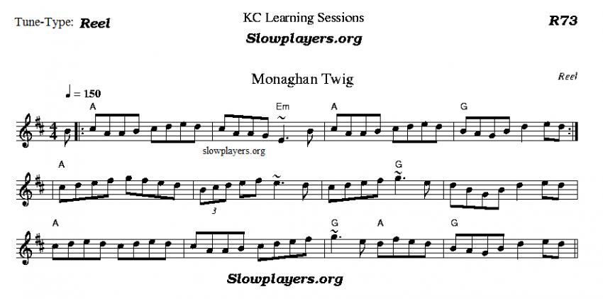 Monaghan Twig